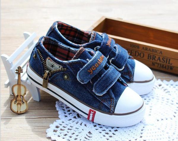 ChaussuresMode Leinwand European Neue Tennis Shoes de Casualbaby Jungen Chaussures Von Henryk29 Baby Coole 2017 Heiße Jeans Großhandel Sport 67 Verkäufe Mädchen bY7gyf6