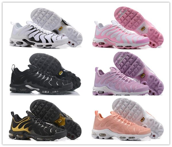 2018 New Free Shipping Famous Plus TN Ultra Women Mens Sports Athletic Sports Shoes Sneaker Trainers shoes Size 36-45
