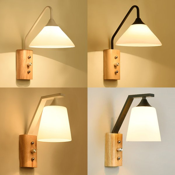 Bedroom Living room Wall lamp bedside Lamp Modern led wall lights Staircase aisle wall sconce Office study Lighting bathroom mirror light