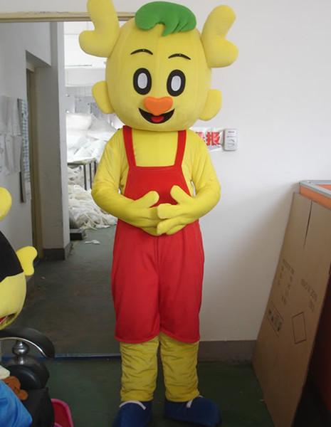 Venta caliente de alta calidad nuevo estilo tan inteligente Dragon Fancy Dress Cartoon Animal de la mascota del traje de envío gratis