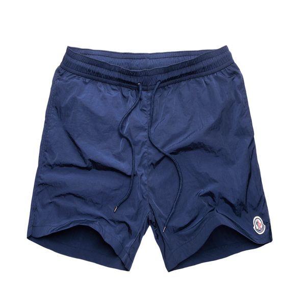MONCLE-Sommer Männer Polo Kurze Hosen Marke Kleidung Bademode Nylon Männer Marke Strand Shorts kleines Pferd Polo Schwimmen Tragen Board Shorts