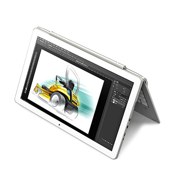 ALLDOCUBE IWork 10 Pro 2 en 1 Tablet PC 10.1 '' 4GB + 64GB Windows 10 Android 5.1 Intel Cherry Trail X5-Z8350 Quad Core 1.44GHz PC