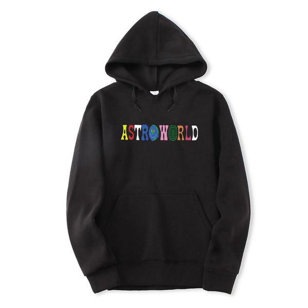 New ASTROWORLD Hoodies Love Llil.Peep Men Sweatshirts Hooded Pullover Sweatershirts Male/Women Sudaderas Smile Baby Hood Hoddie