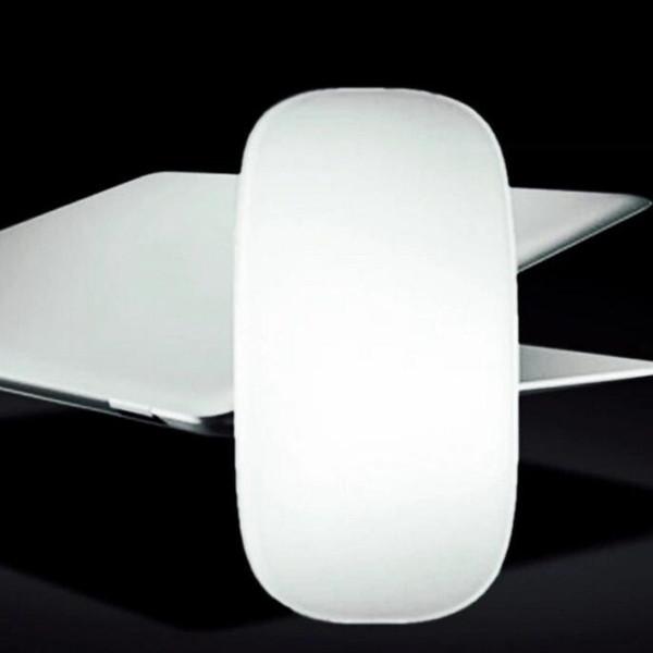 Souris USB de haute qualité ou ultra ultra mince 2.4G Souris Souris Récepteur Souris Magique Pour Apple expédition rapide