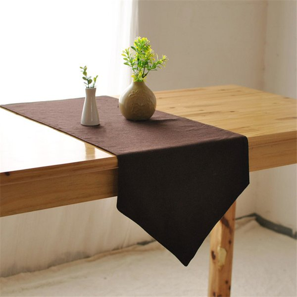 BZ394 European style produttori di alta qualità personalizzato tavolino bandiera runner West Coffee bandiera