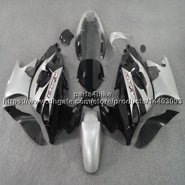 23 цвета + 5 подарков + серебристый ABS черный обтекатель для Suzuki Katana 2003 2004 2005 2006 GSX600F 750F Body Kit для мотоциклетных панелей