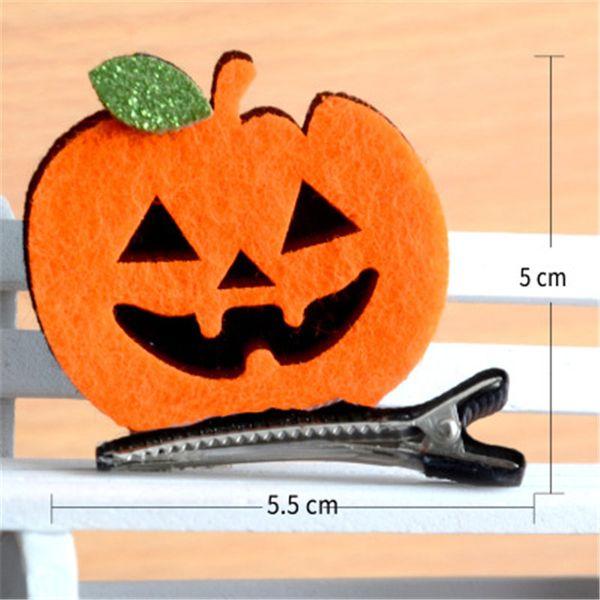 Halloween new girls hairpins Barrettes hairclip children baby girs cute funny hair accessories princess Hair clips K0417