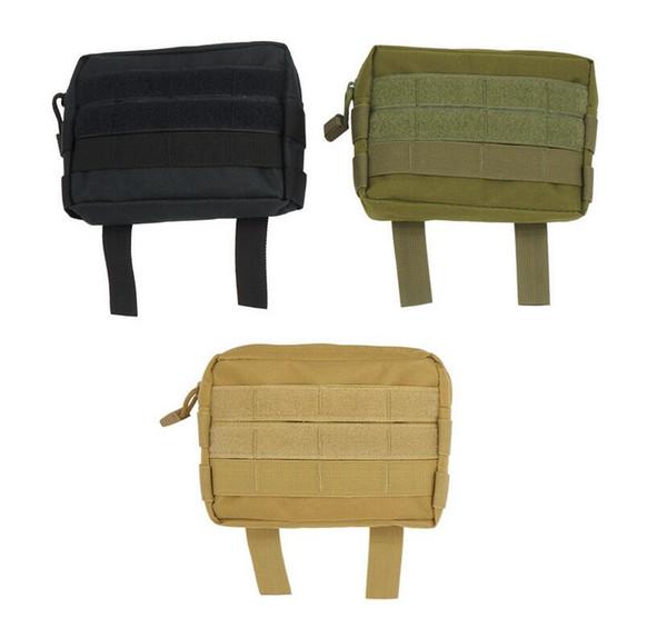 Outdoor Tactical bag Climbing Bag hand bag hiking Hip Waist Belt Wallet Pouch Purse Phone Case for Phone multi-function waist pocket