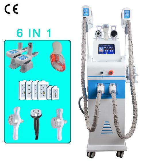 Cryolipolysis professionnel coolplas cryo amincissant la machine petite poignée de cryo pour le traitement du visage graisse équipements de congélation avec ce
