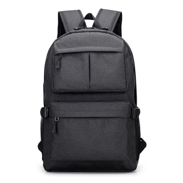 USB charging men backpack woman new design large capacity school Oxford women backpack women travel bag laptop