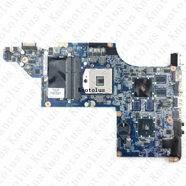 630985-001 PARA HP Pavilion DV7 DV7-4000 laptop motherboard HM55 DDR3 Frete Grátis 100% teste ok