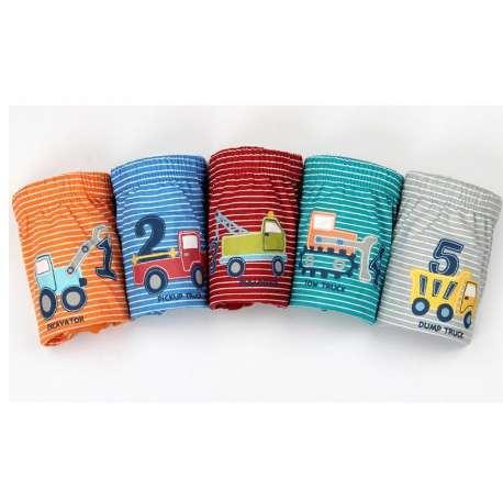 Cartoon Boys Underwear Soft Breathable Kids Panties For 3-14Y Baby Panties Kawaii Car Panty Briefs inner wear