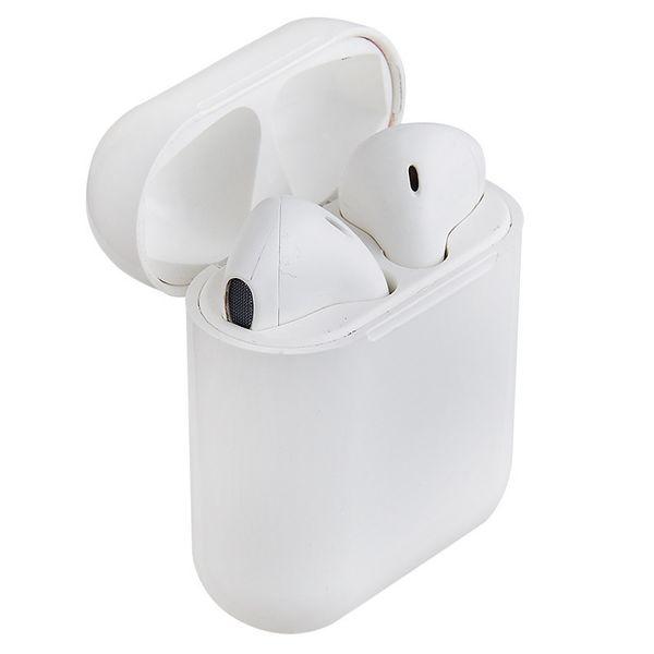 i8X TWS Bluetooth 4.2 écouteurs de luxe casque sans fil écouteurs pour Iphone 7S 8 samsung i8x stéréo bilatéral téléphone cellulaire écouteurs