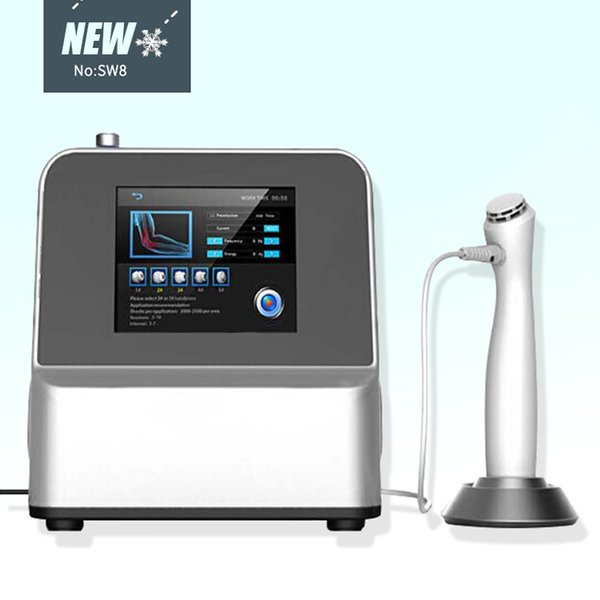 High Quality Ultrasonic Acoustic Shock Wave Therapy Arthriti Extracorporeal Pulse Activation Technology Physiotherapy For Pain Relief Device