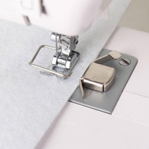 Metal Magnetic Seam Guide Domestic Industrial Sewing Machine Foot For Brother Singer Sewing Machine Accessories Welcome to our store, pls advise your favorite colors or designs after u place the order, or we will send randomly