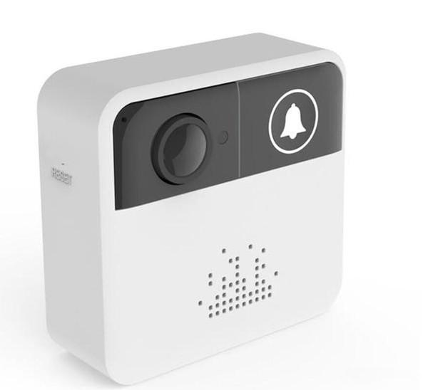 WiFi Video Türklingel 720 P Wireless Türklingel Kamera mit Echtzeit-Video Zwei-Wege-Audio App-Steuerung für IOS und Android