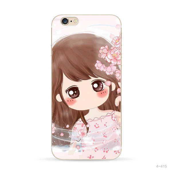 New Sweet Case For Iphone 7 8 Discount Fashion Women Girls Waterproof Phone Cover Fast Delivery