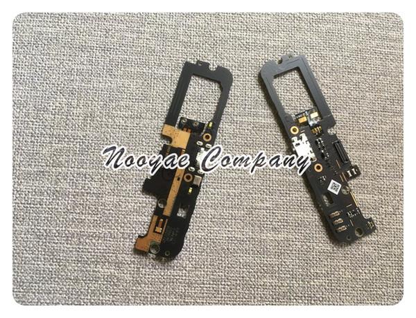 Novaphopat Für Lenovo K5 Hinweis K52e78 A7020 Micro-USB-Ladegerät Ladeanschluss Anschluss Flexkabel Mikrofon Mikrofon Tracking
