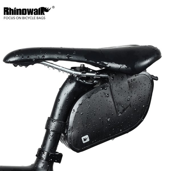 Bike Bicycle Tail Seat Rear Bag Outdoor Waterproof Pouch Tools Storage Saddle