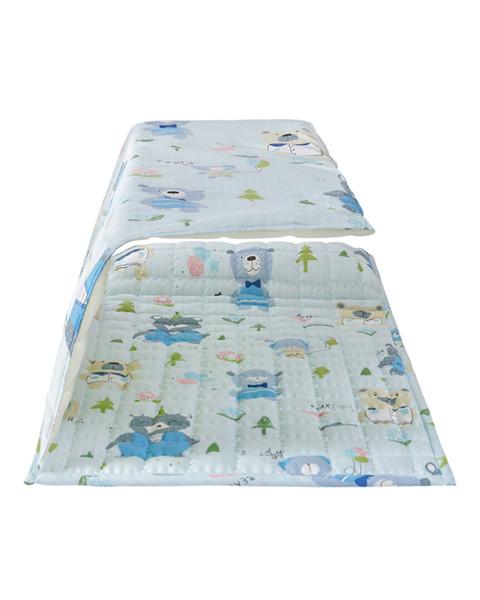 twin winter summer quilt Cute Comforters Kids sleeping bag kids beddings set baby sleeping bag portable baby kindergarten quilt r