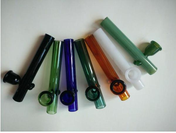 Farbe Horn Rauchrohr Großhandel Glasrohr