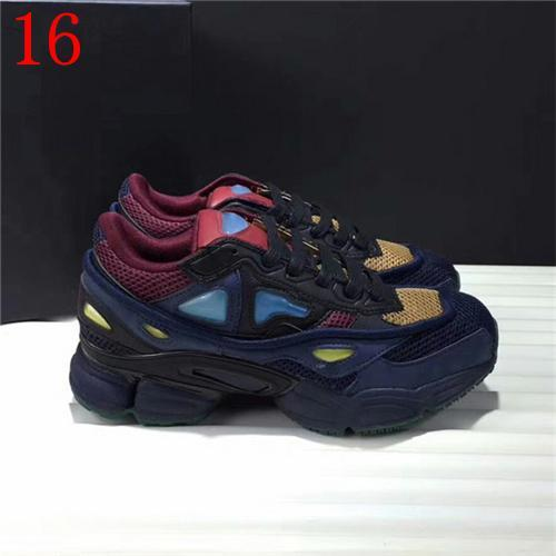 new style 9245c 0c699 2018 NEWEST RAF SIMONS CONSORTIUM OZWEEGO 3 III CASUAL SHOES SNEAKERS WITH  BOX MEN WOMEN WHITE RED BLACK ORIGINALS SNEAKERS Buy Shoes Online Slip On  ...