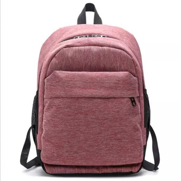 Brand designer Women Backpacks Men Backpack Canvas School Bags For Girls Boys Laptop Travel Bag Bolsas Mochilas Sac A Dos Gray Black