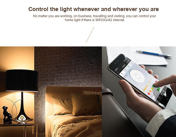 2018 Dc5v Mi Light 2 4g Wireless Wifi Ibox Led Controller Dimmer App Ios  Android Remote Control Rgb Led Bulb Lamp Nigh From Strawberryangel, $25 93  |