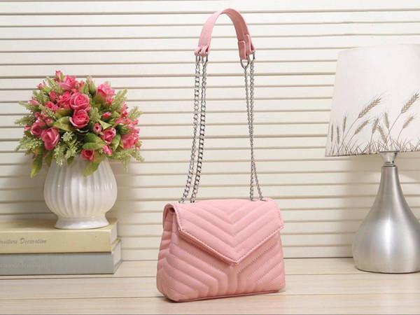 Women Bag Genuine leather top quality luxury brand designer famous shoulder bag new fashion promotional discount wholesale 2089#