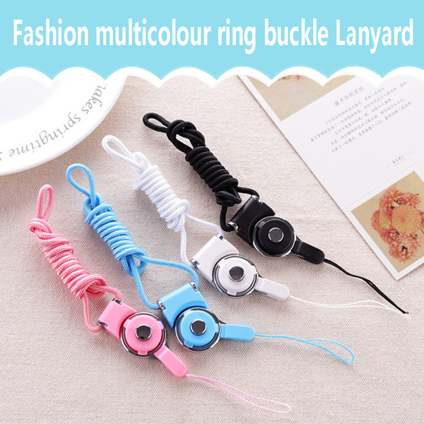Universal Detachable Phone Lanyard Hanging Rope for Mobile Phone Strap Chain Security Badge Chain for ID cards good quality