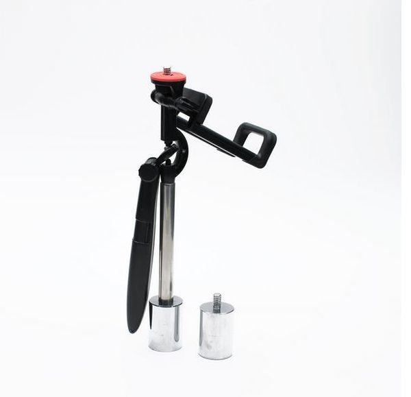 Portable Handheld Stabilizer Steadycam For Gopro Hero 5 4 Phone Multifunction Steadicam stable Handheld Stabilizer Video Camera Accessories