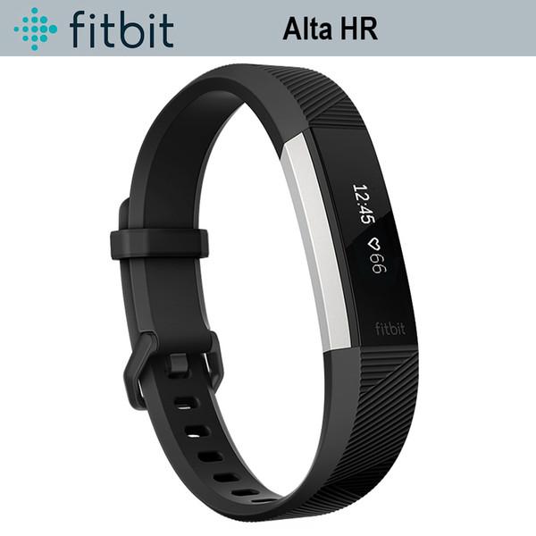 Fitbit Alta HR Смарт активность Tracker Фитнес Wristband Auto Sleep Heart Rate SmartTrack с часами для Android