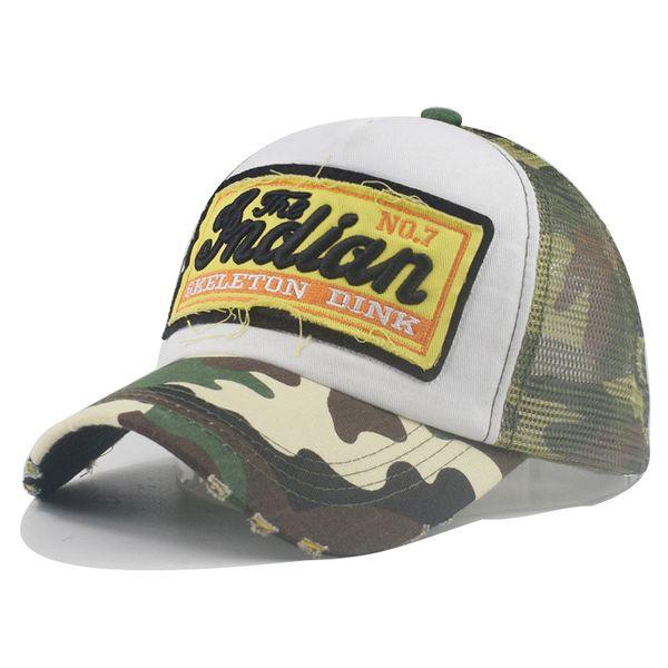 Unisex Sommer Hut 3D Stickerei Brief Baseball Cap Mesh Hüte verstellbare Baumwolle Knochen Snapback Hut Casual Caps Mode Mütze