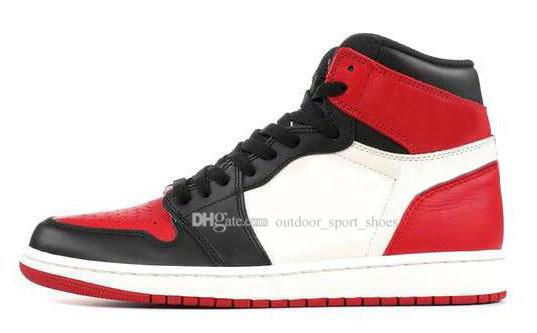 #03 Bred Toe(side with black tick)