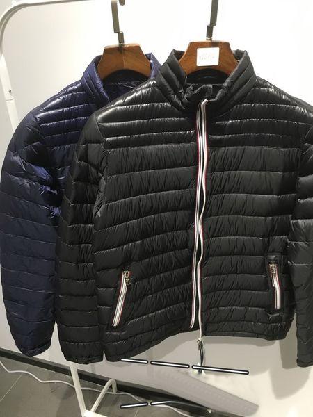 M115 DANIEL Marke Anorak Männer Frühling Herbst Jacke Männer dünne Jacke Winter beste Qualität Warm Plus Größe Mann unten Parka Anorak Jacke