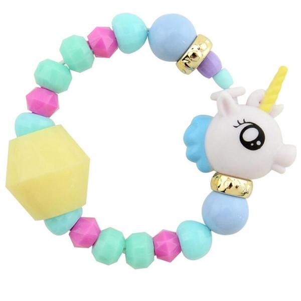 Designer jewerly pulseiras para crianças animais elfos criaturas mágicas torcer e virar pulseiras hot fashion livre de transporte