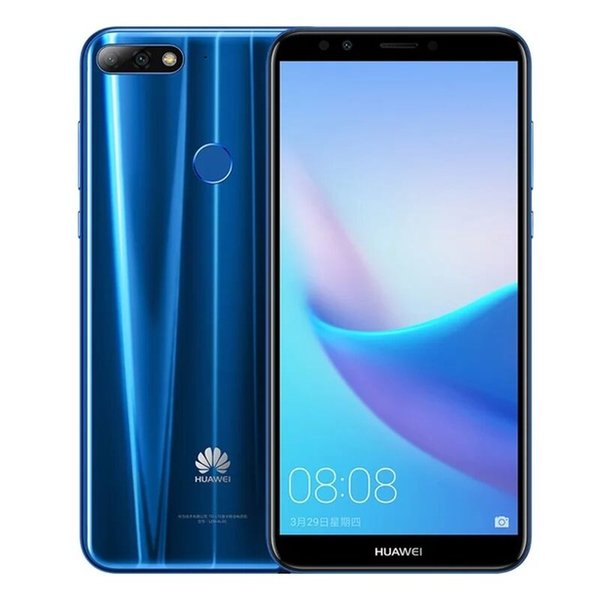 "Original Huawei Enjoy 8 Y7 Prime 4G LTE Mobile Phone 3GB RAM 32GB ROM Snapdragon 430 Octa Core 5.99"" Full Screen 13.0MP Face ID Cell Phone"