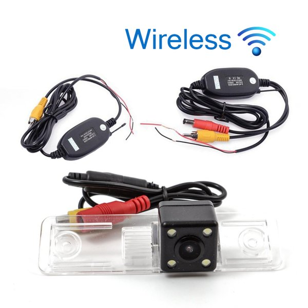 Wireless HD Car Rear View Camera For Buick Execelle 2008 2011 Parking Backup Reverse Camera Night Vision Waterproof