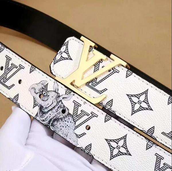 396b4d11a Summer Fashion Women Luxury Belts Female Patent Leather Designer Slim Dress  Belt Ladies Rose gold Buckle