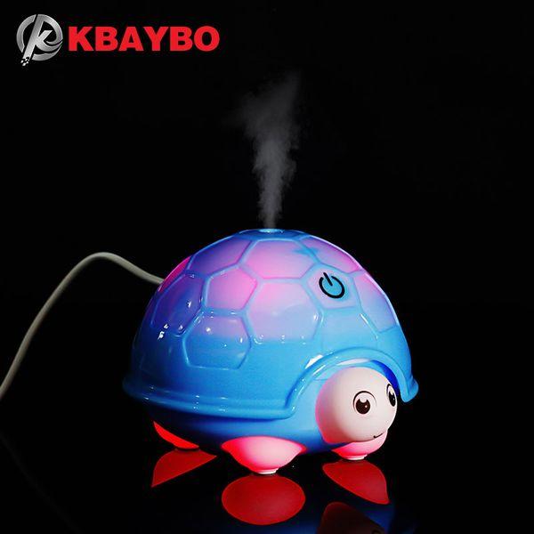160ML Ultrasonic Humidifier USB Car Humidifier Mini Aroma Essential Oil Diffuser Aromatherapy Mist Maker Home Office
