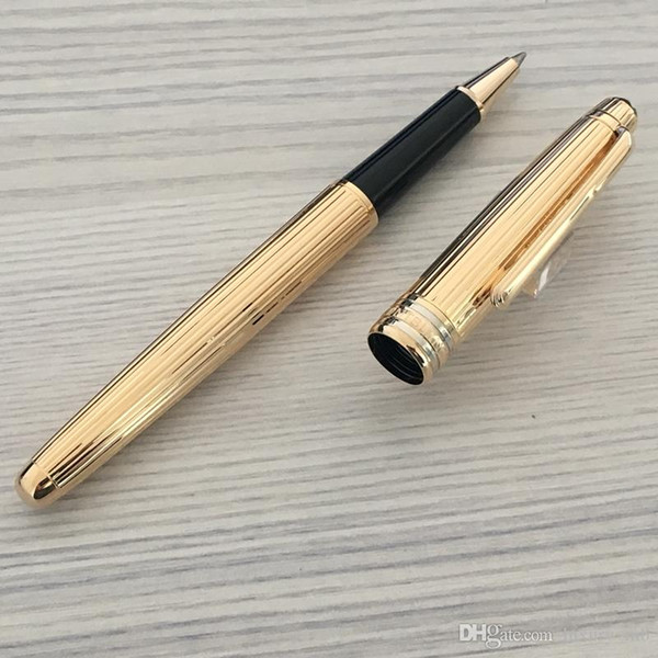 Golden Rollerball pen