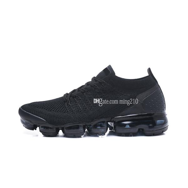 Acquista Scarpe Nike Vapormax 2.0 Nike Air Max Uomo Donna Scarpe Air 2018 BE TRUE Uomo Donna Shock Scarpe Da Corsa Uomini Di Moda Reale Scarpe Casual