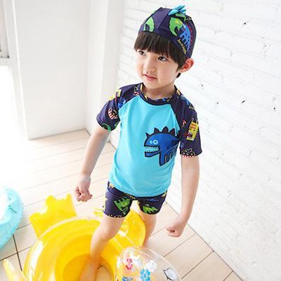 2019 2 13 Year Old Children Swimsuit Korean Version Of The Split