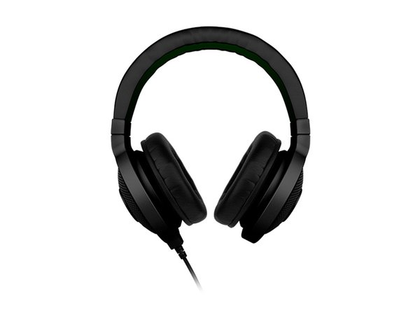 Best Quality 3.5mm Razer Kraken Pro Gaming Headset with Wire control headphones in BOX for IOS Android system most popular without package