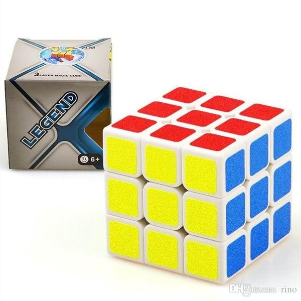 Magic Cube Professional Speed Puzzle Cube Twist Toys 5.7cm Classic Puzzle Magic Toys Adult and Children Educational Toys