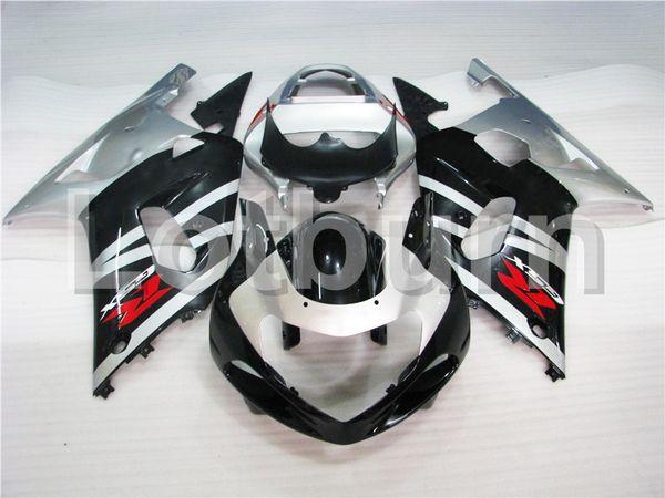 Plastic Fairing Kit Fit For Suzuki GSXR GSX-R 600 750 GSXR600 GSXR750 2001 2002 2003 K1 Fairings Set Custom Made Motorcycle Bodywork A273