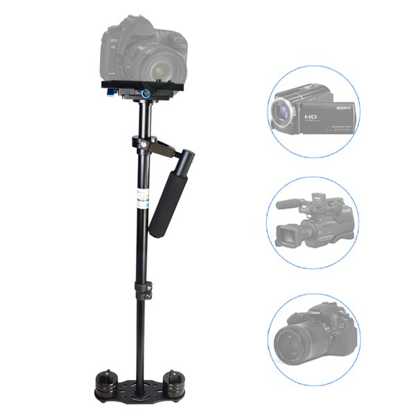 Mcoplus 60cm Portable Handheld Stabilizer Video Steadycam Stabilizers for / DSLR Camera