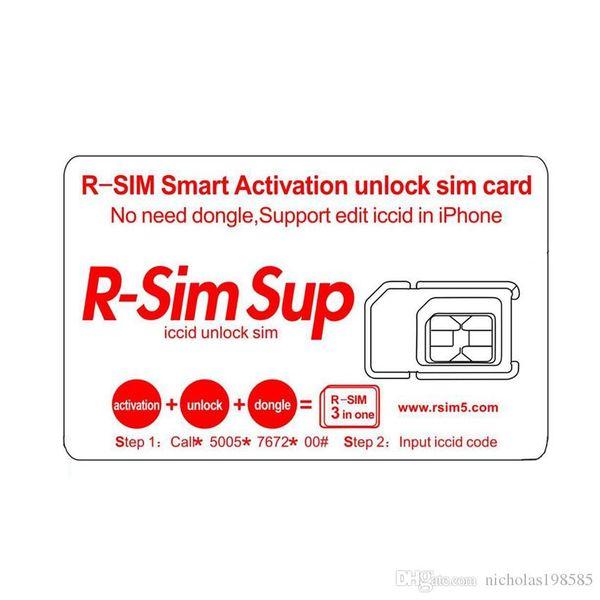 ORIGIANL R-sim Rsim Sup Rsim RSIM Unlock Card Sim IOS 12 Unlock Card for iPhone iPhone Max XR XS Max Unlocking IOS12 CDMA GSM WCDMA