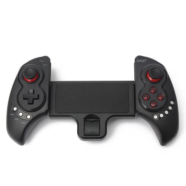 Universial game controllers Ipega PG-9023 Wireless Bluetooth Telescopic Controller Gamepad Joystick for iOS Android Tablet iPad