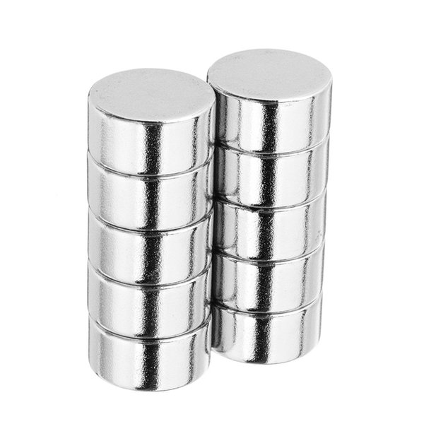 50pcs Neodymium Disc Magnets 3mm D10 x 3mm N50 Rare Earth Strong Round Magnet